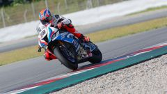 Test Superbike Barcellona, day1: Tom Sykes (BMW)