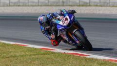 Test Superbike Barcellona, day1: Toprak Razgatlioglu (Yamaha)