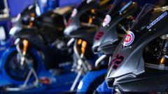 TEST SUPERBIKE JEREZ 2017 Le R1 del team PATA Yamaha