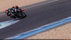 TEST SUPERBIKE JEREZ 2017 Tom Sykes in azione