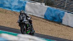 Test Superbike Jerez 2020, Alex Lowes (Kawasaki)