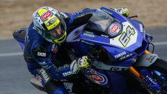 Test Superbike Jerez 2020, Federico Caricasulo (Yamaha)
