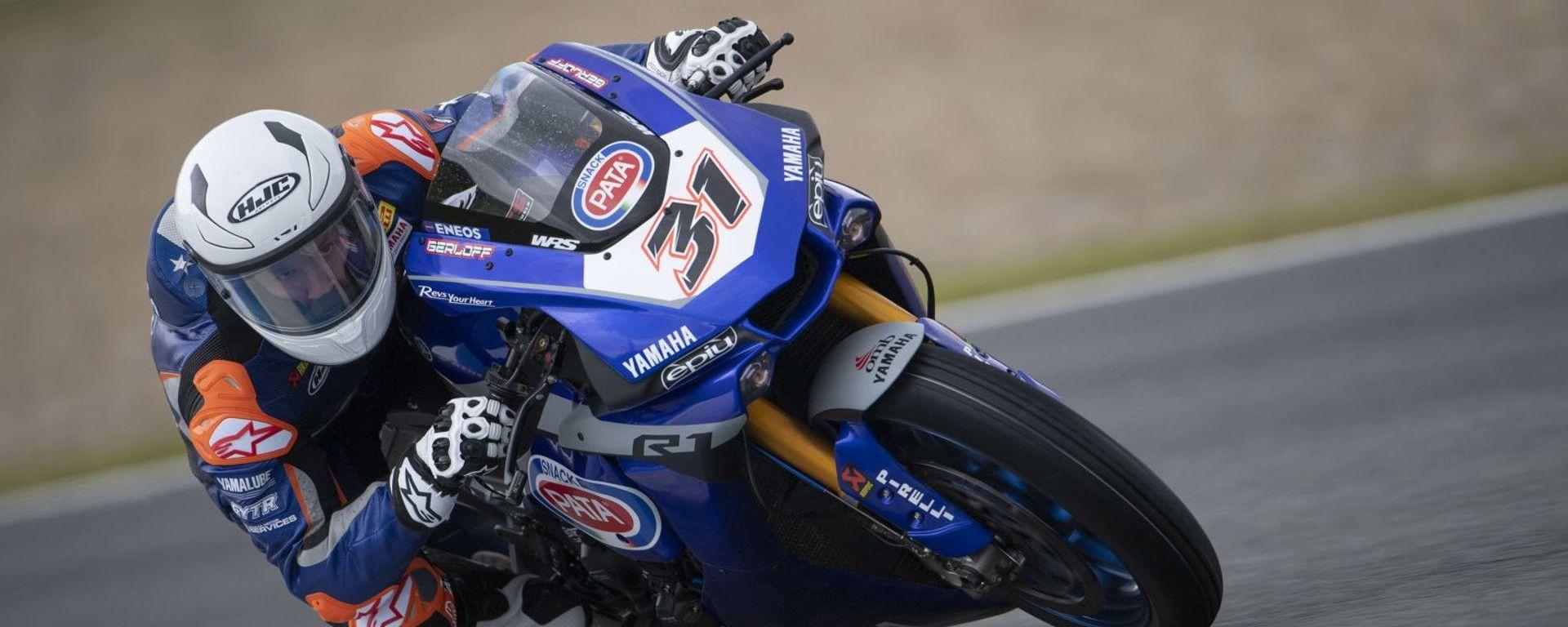 Test Superbike Jerez 2020, Garrett Gerloff (Yamaha)