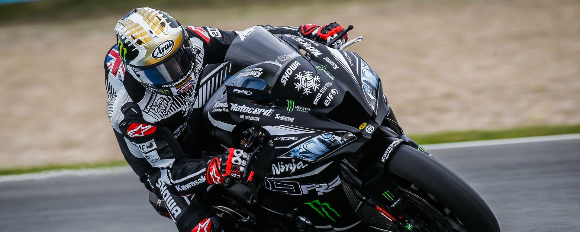 Test Superbike Jerez 2020, Jonathan Rea (Kawasaki)