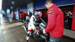 Test Superbike Jerez 2020, Leon Haslam (Honda)