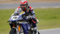 Test Superbike Jerez 2020, Loris Baz (Yamaha)