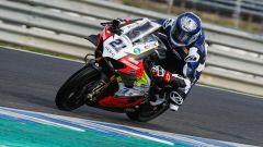 Test Superbike Jerez 2020, Michael Ruben Rinaldi (Ducati)