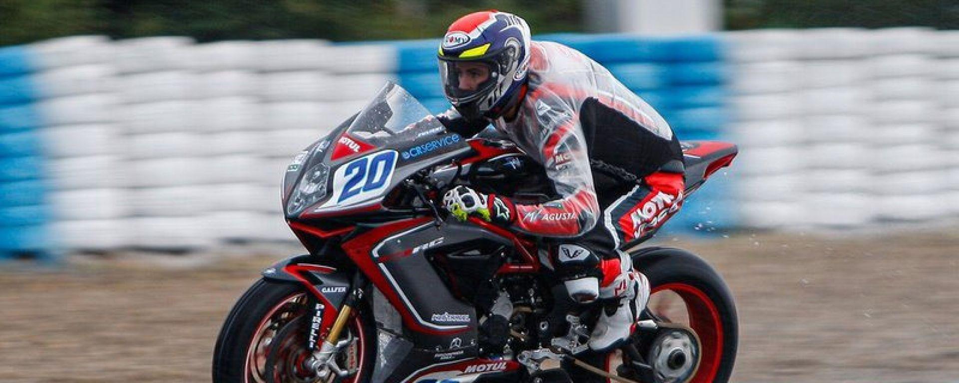 Test Superbike Jerez 2020, Sylvain Barrier (Ducati)