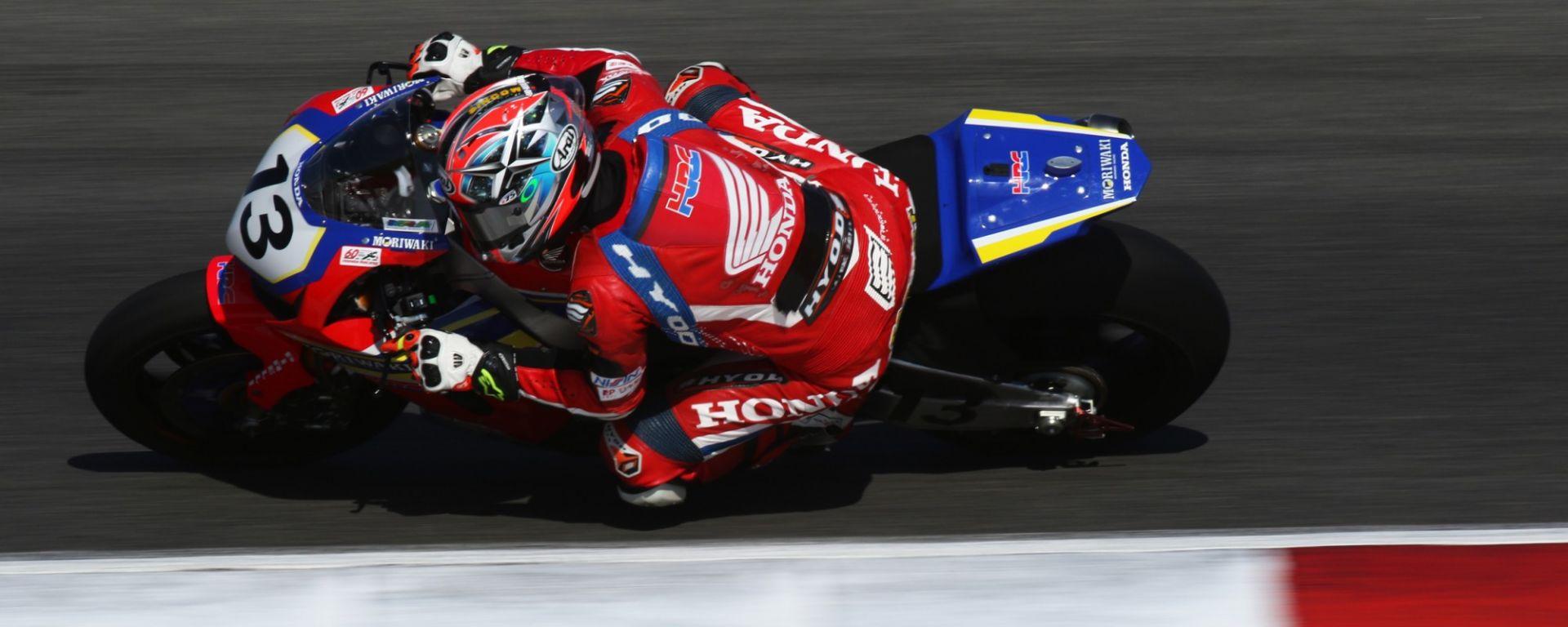 Test Superbike Jerez 2020, Takumi Takahashi (Honda)