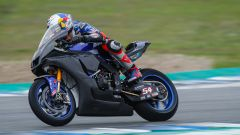 Test Superbike Jerez 2020, Toprak Razgatlioglu (Yamaha)