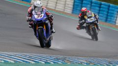 Test Superbike Jerez, day-1: sul bagnato comanda Haslam - Immagine: 3