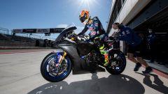 Test Superbike Motorland Aragon 2021 - Andrea Locatelli (Yamaha team Pata)