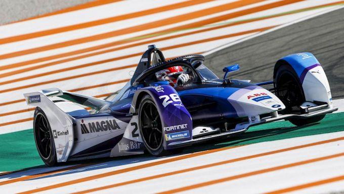Test Valencia 2020, Maximilian Guenther (BMW iAndretti Motorsport)