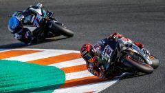 Test Valencia MotoGP 2019: Alex Marquez segue Marc Marquez (Honda)