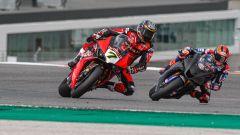Test WorldSBK Superbike Portimao 2020, Chaz Davies (Ducati)