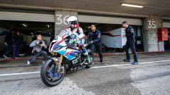 Test WorldSBK Superbike Portimao 2020, Eugene Laverty (BMW)