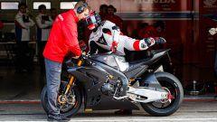 Test WorldSBK Superbike Portimao 2020, Leon Haslam (Honda)