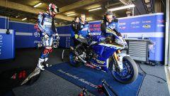 Test WorldSBK Superbike Portimao 2020, Loris Baz (Yamaha)