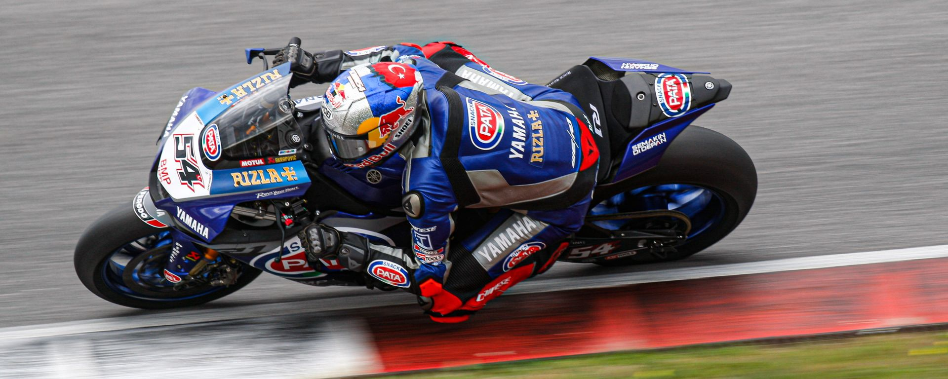 Test WorldSBK Superbike Portimao 2020, Toprak Razgatlioglu (Yamaha)
