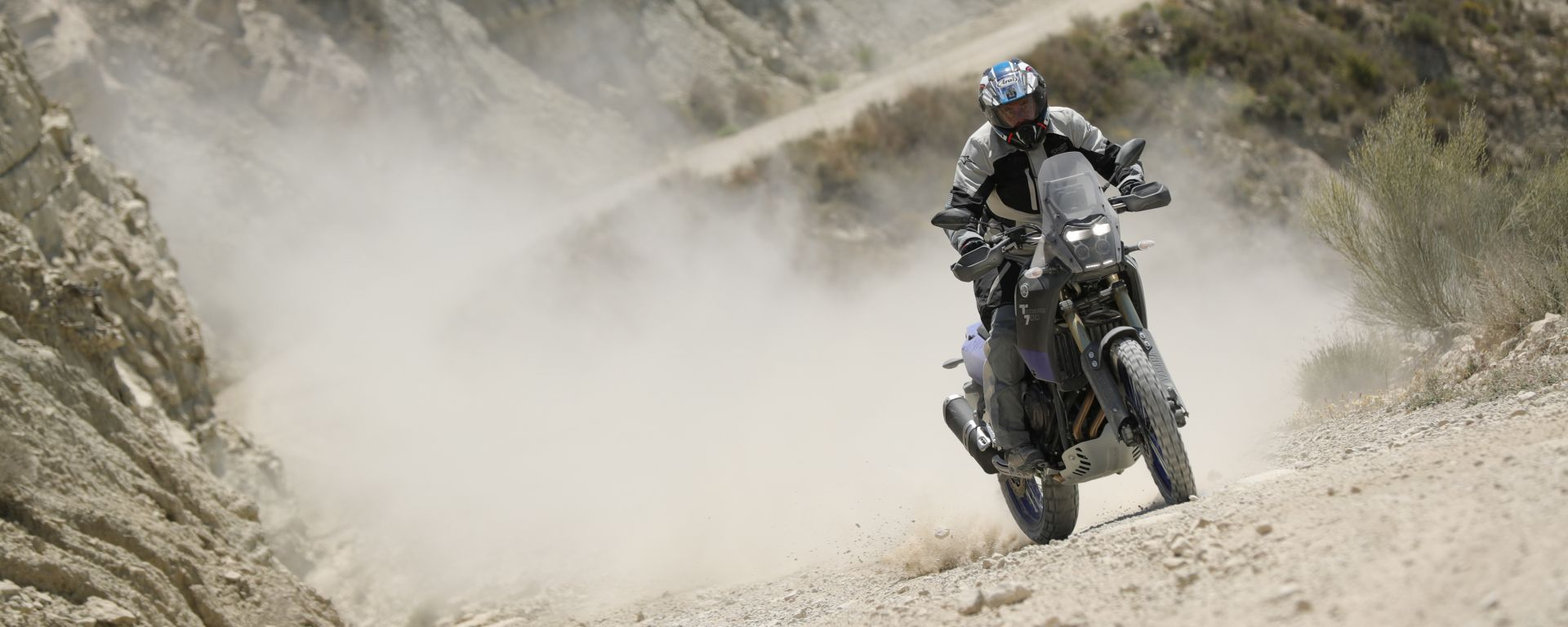 Abbiamo provato la nuova Yamaha Tenere 700: ecco come va