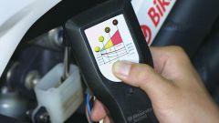 Tester Bikeservice RMS per misurare lo stato di salute del liquido freni