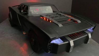 The Batman: la Batmobile di Robert Pattinson