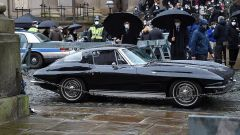 The Batman: la Corvette Stingray di Bruce Wayne