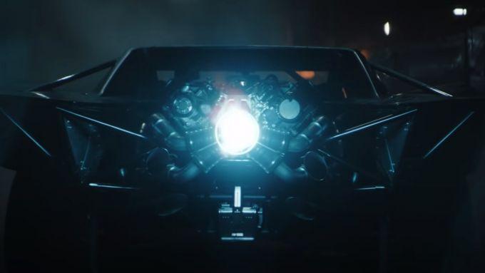 The Batman: la nuova Batmobile nel trailer