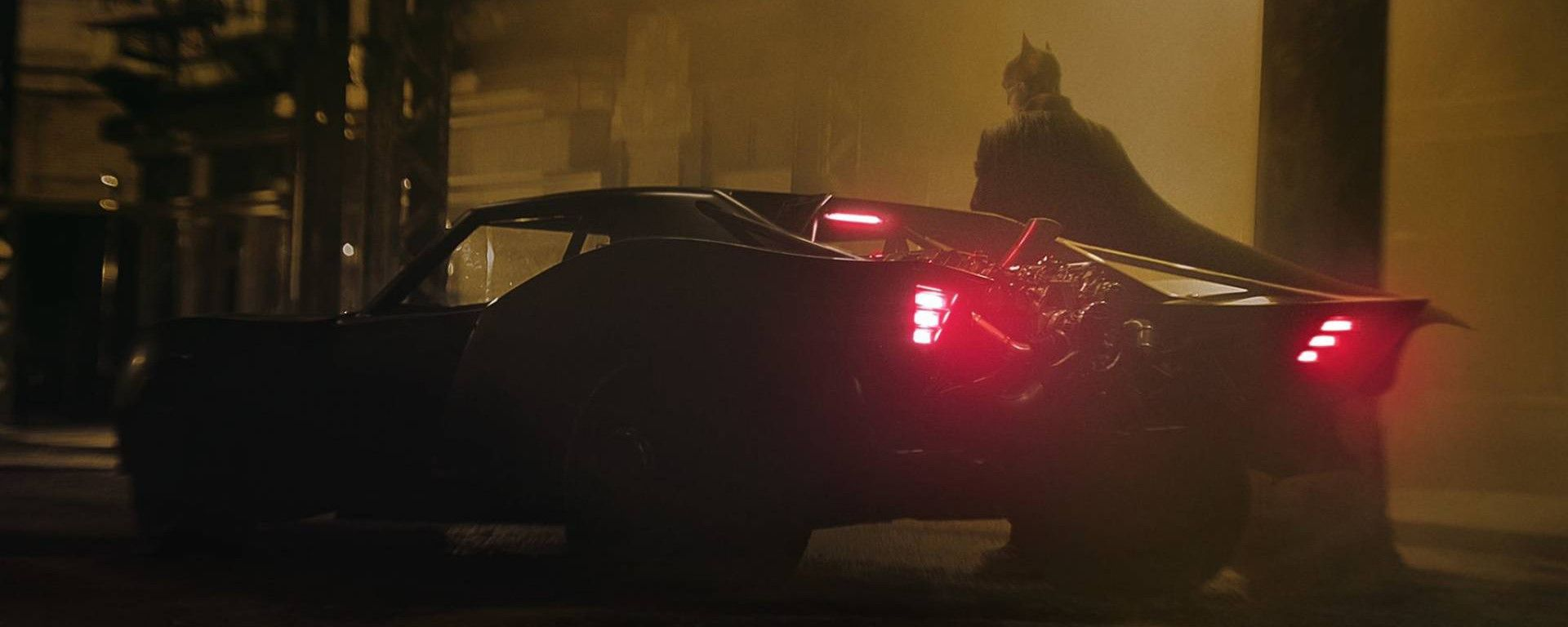 The Batman: la nuova Batmobile