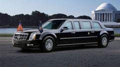 The Beast: la limousine blindata del Presidente USA