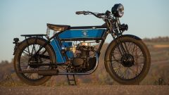 The Black Douglas Motorcycle Co. Sterling Countryman Deluxe - Immagine: 1
