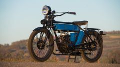 The Black Douglas Motorcycle Co. Sterling Countryman Deluxe - Immagine: 8