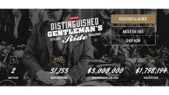 The Distinguished Gentleman's Ride 2015 - Immagine: 1