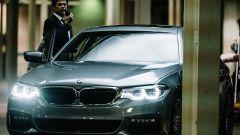 The Escape, la BMW Serie 5 in azione
