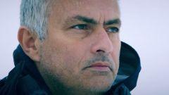 The Frozen One: Mourinho guida la Jaguar F-Pace su ghiaccio - Immagine: 1