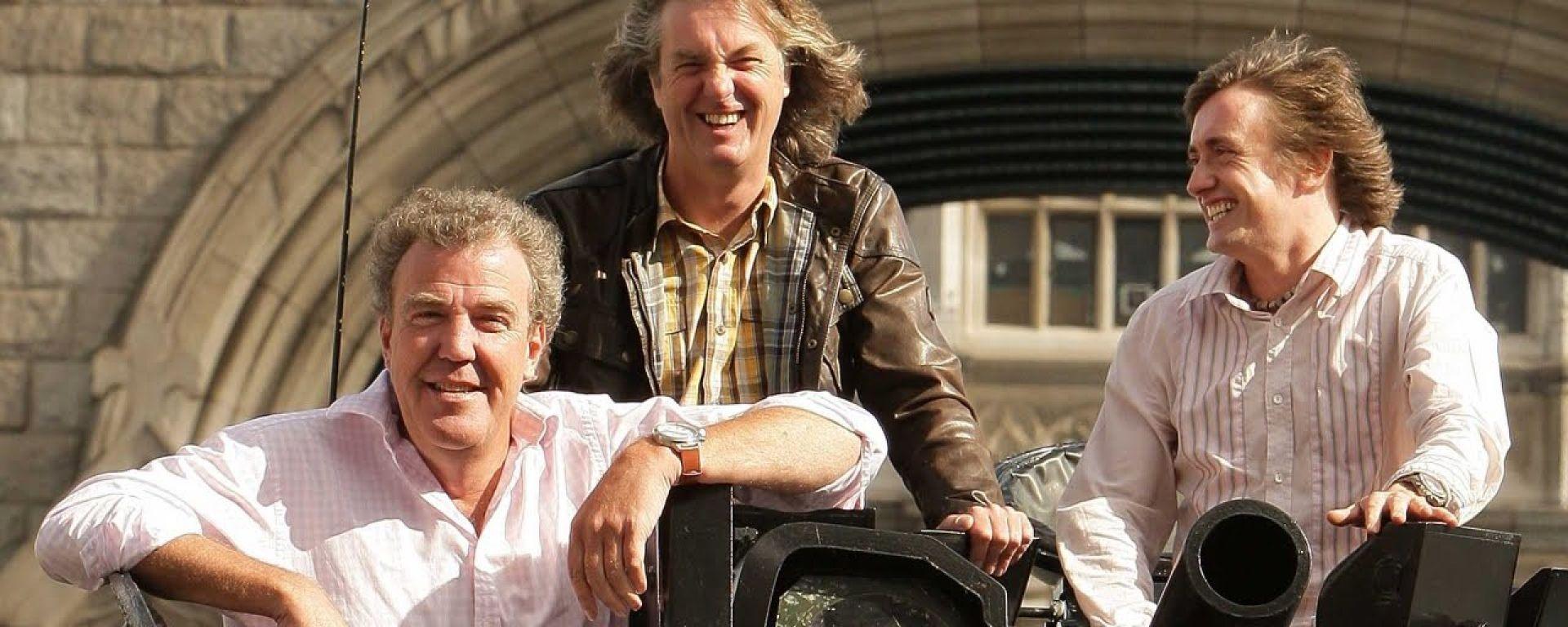 The Grand Tour con Jeremy Clarkson, lo show di Amazon erede di Top Gear, sarebbe il più piratato di sempre. Se non che...