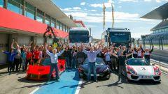 The Grand Tour e la sfida tra Ferrari, Porsche e McLaren