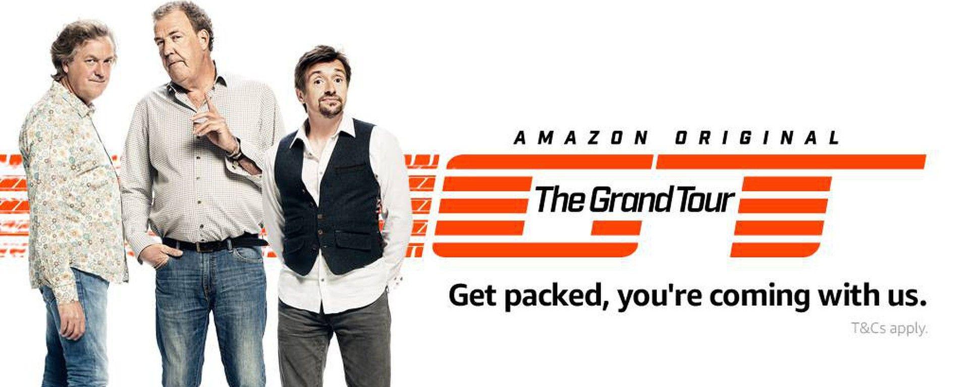 The Grand Tour - lo show televisivo sulle auto prodotto da Amazon