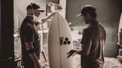 THE MINI: la tavola da surf firmata Mini  - Immagine: 2