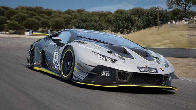The Real Race 2021, il campionato esport di Lamborghini