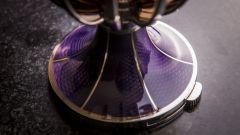 The Spirit of Ecstasy Faberge Egg: il piedistallo