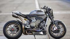 The Super by Roland Sands: il motore è il 1.198 cc della prima Superleggera del 2014