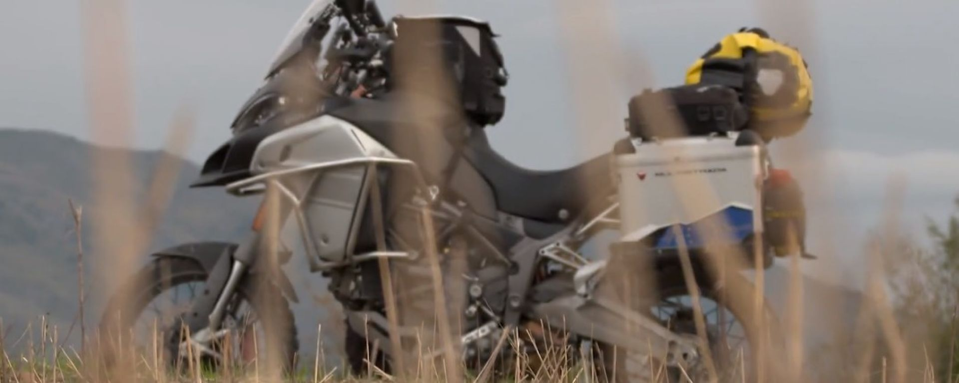 The wild side of Ducati: la Multistrada 1200 Enduro by Touratech