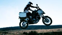 The wild side of Ducati: la Multistrada 1200 Enduro in off road - Immagine: 1