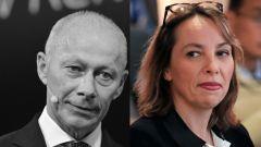 Thierry Bolloré e Clotilde Del Bos, cambio della guardia ai vertici Renault