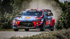 Thierry Neuville al Rally d'Alba 2020