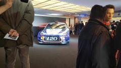 Thierry Neuville e la Hyundai i20