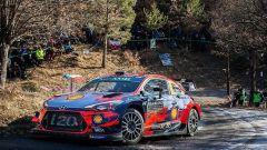 Thierry Neuville e Nicolas Gilsoul - Hyundai i20 Wrc