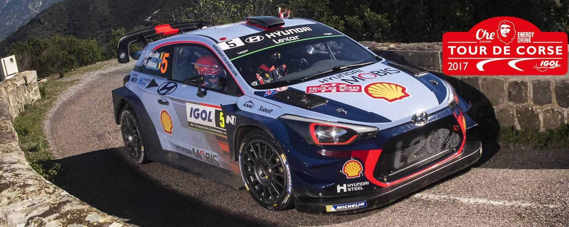Classifiche WRC 2017
