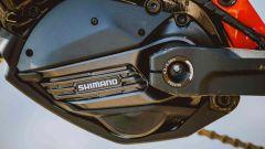 Thok TK01 R, il motore Shimano da 85 Nm